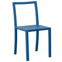 Framework Set of 2 Blue Chairs by Steffen Kehrle