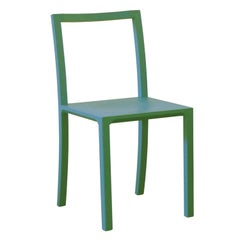 Framework Set of 2 Green Chairs by Steffen Kehrle