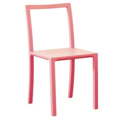 Framework Set of 2 Pink Chairs by Steffen Kehrle