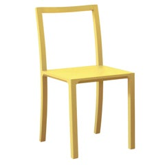 Framework Set of 2 Yellow Chairs by Steffen Kehrle