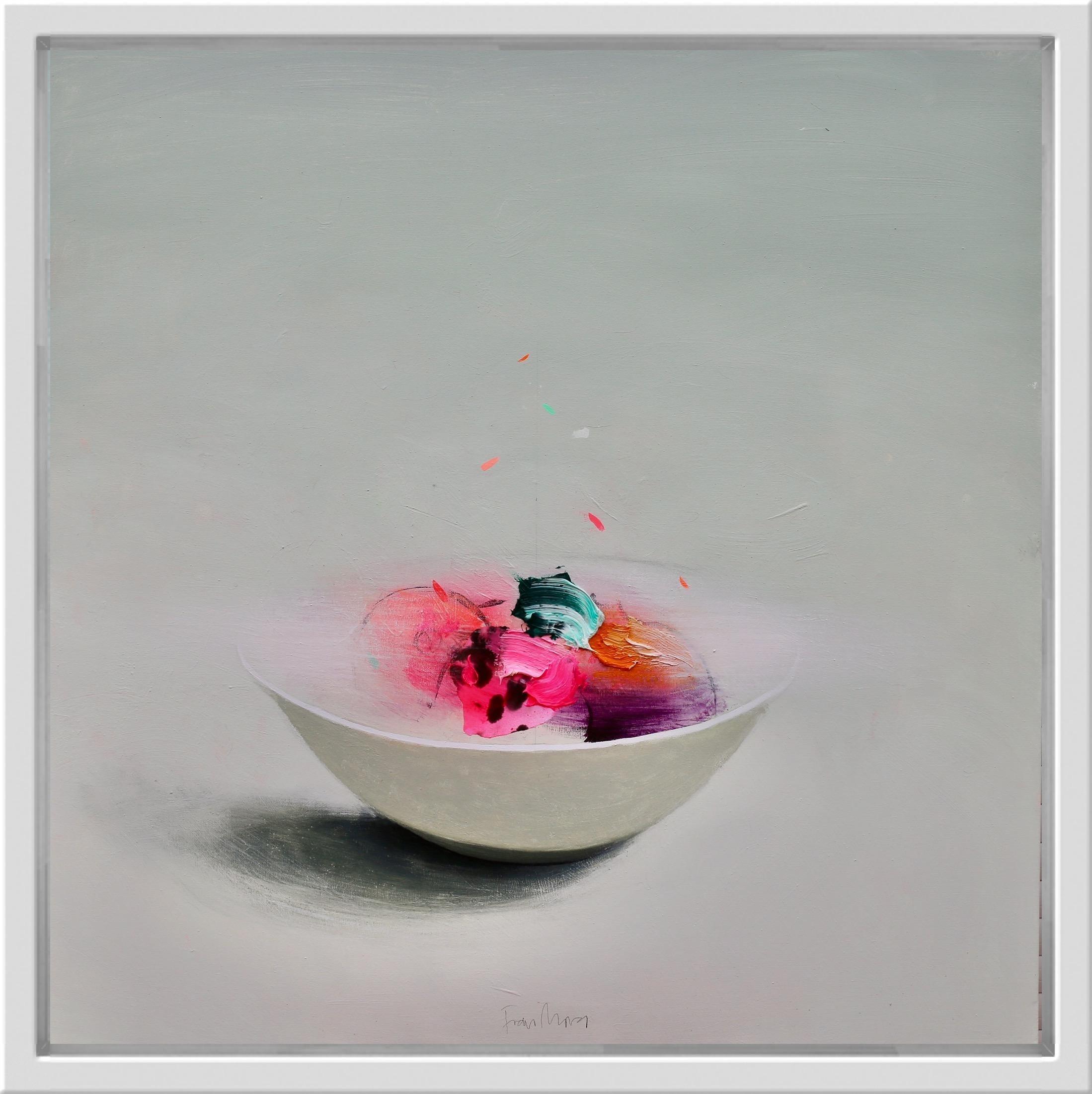 Cuenco (Bowl), still life by Spanish Contemporary Artist Fran Mora