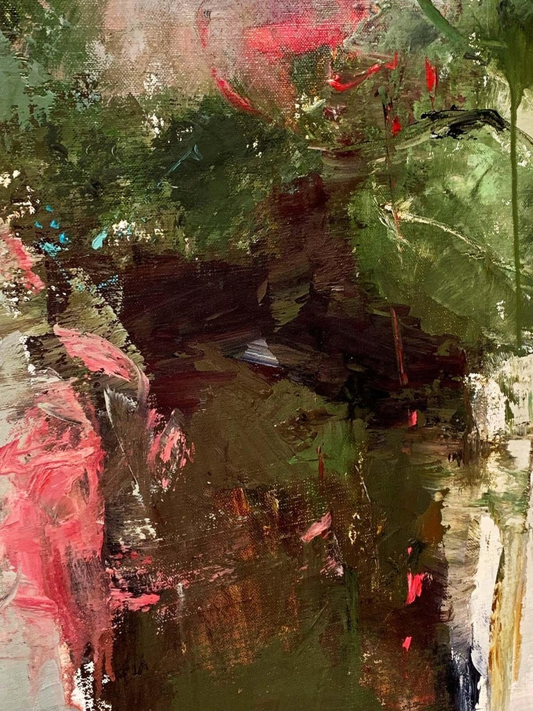 Harvest of Luxurious Time - Painting by France Jodoin