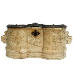 France Mid-17th Century Rare Herbalist, Louis XIV