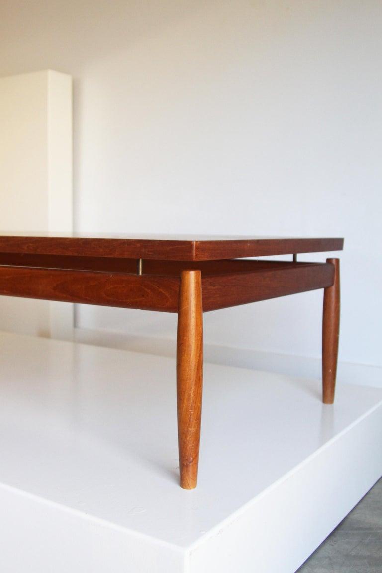 Mid-Century Modern France & Son Coffee Table by Greta Jalk