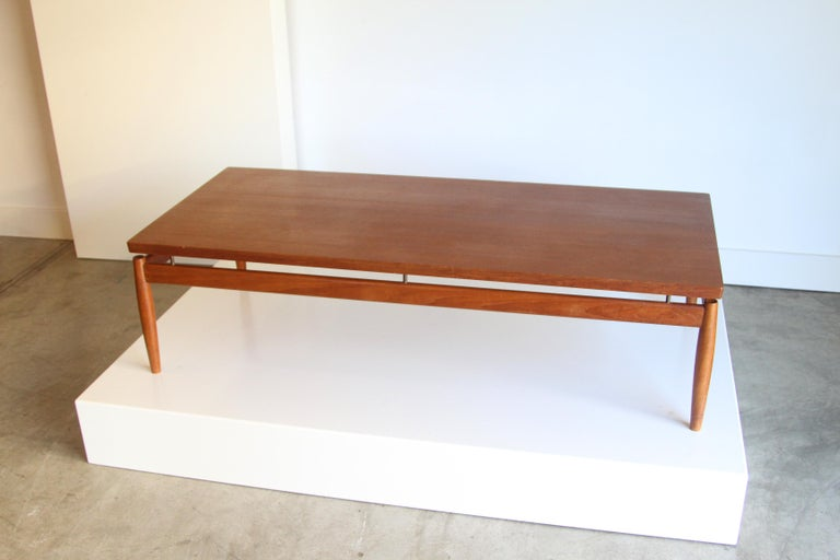 France & Son Coffee Table by Greta Jalk In Good Condition In St. Louis, MO