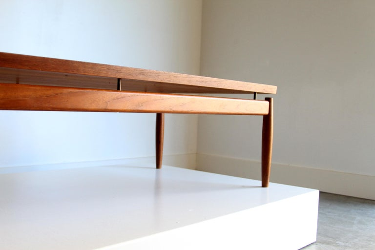 Wood France & Son Coffee Table by Greta Jalk