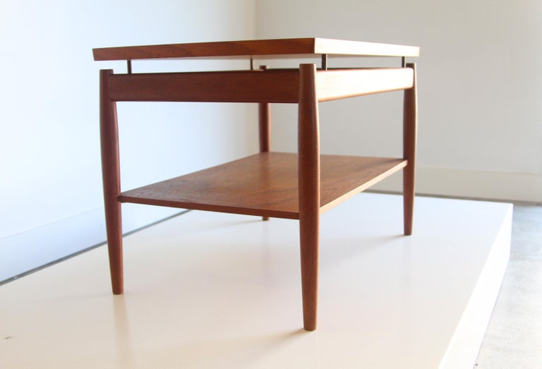 France & Son End Table by Greta Jalk For Sale 5
