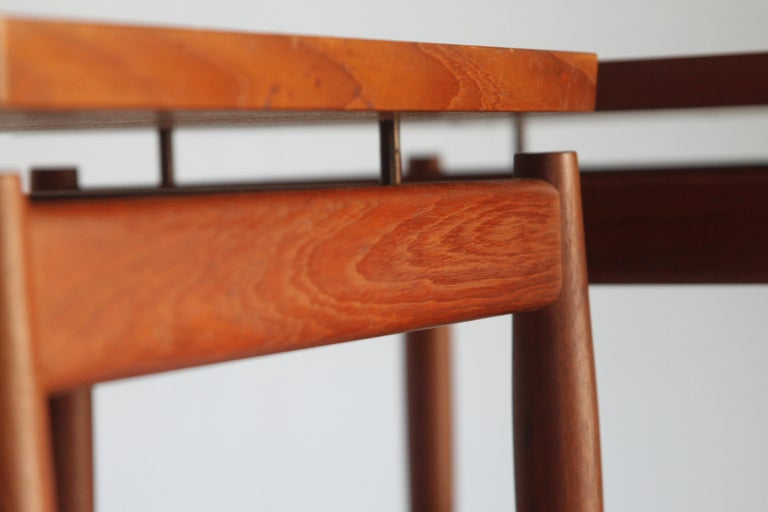 North American France & Son End Table by Greta Jalk For Sale