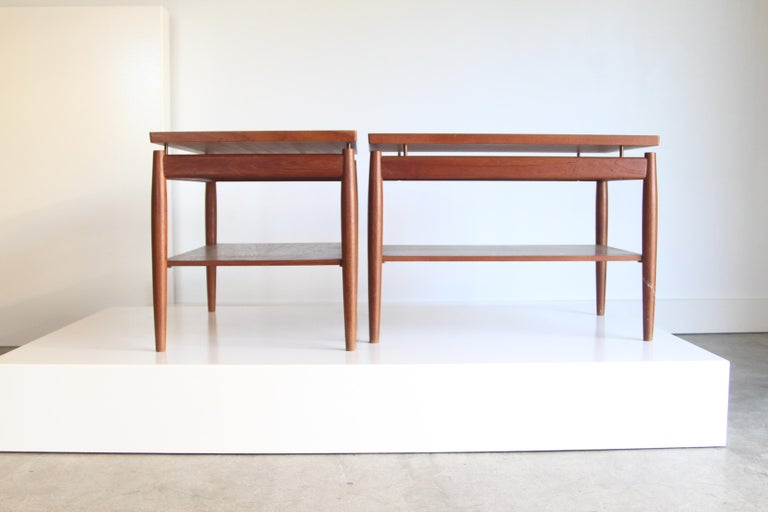 France & Son End Table by Greta Jalk For Sale 1
