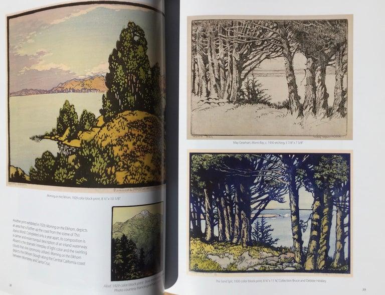 Frances H. Gearhart - New  Exhibition Catalog - Color Block Prints For Sale 2