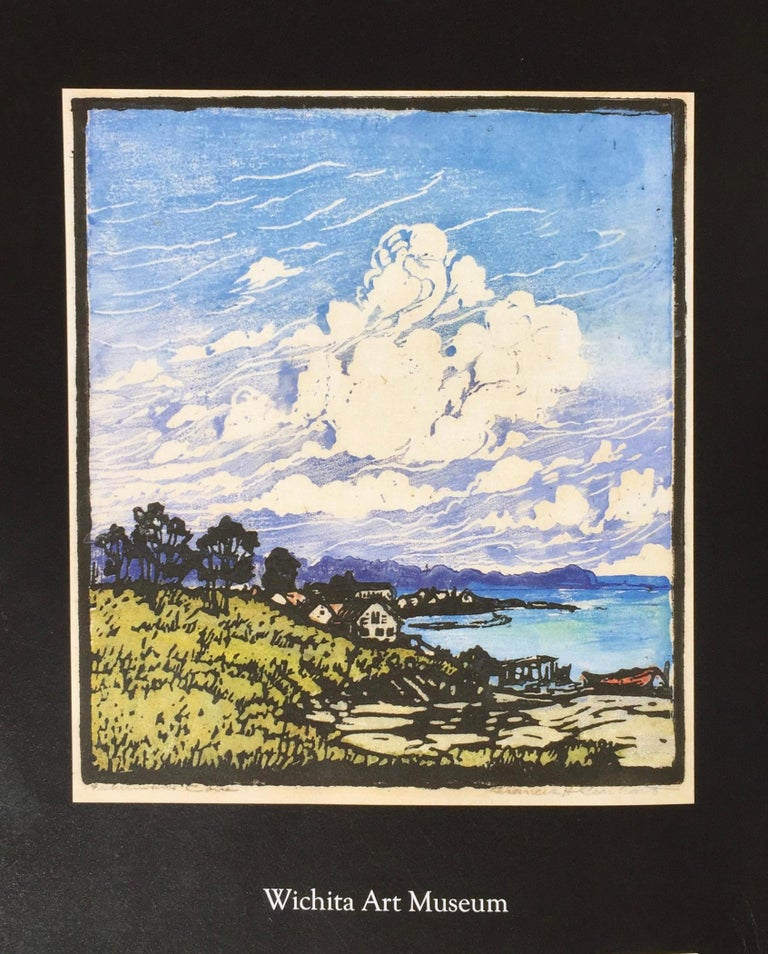 Frances H. Gearhart - New  Exhibition Catalog - Color Block Prints For Sale 7