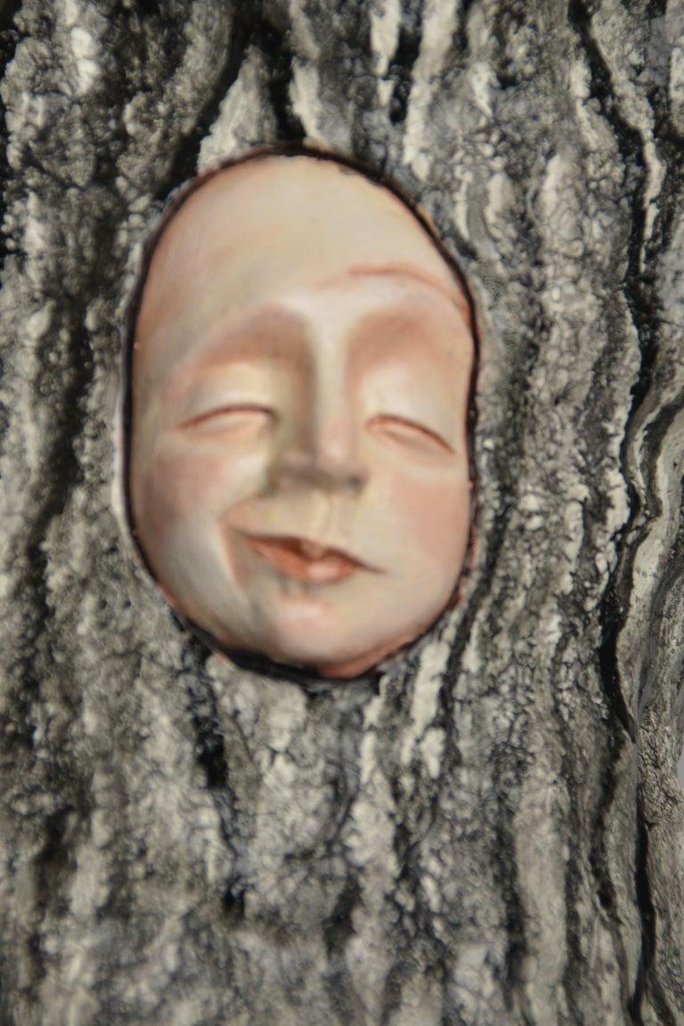 Who am I? - Unique Signed Sculpture - Francesca Dalla Benetta For Sale 3