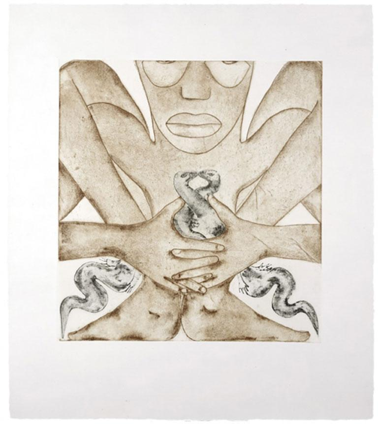 Francesco Clemente, Geography South