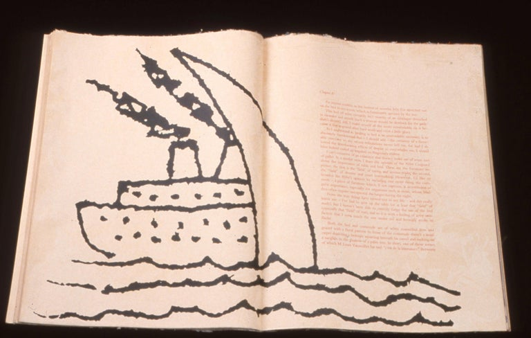 The Departure of the Argonaut (book) For Sale 2