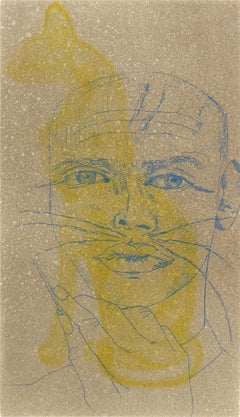 Untitled (Self Portrait as a Cat)