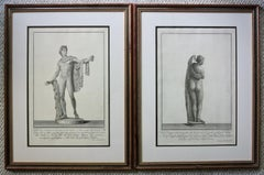 18th Century and Earlier Nude Prints