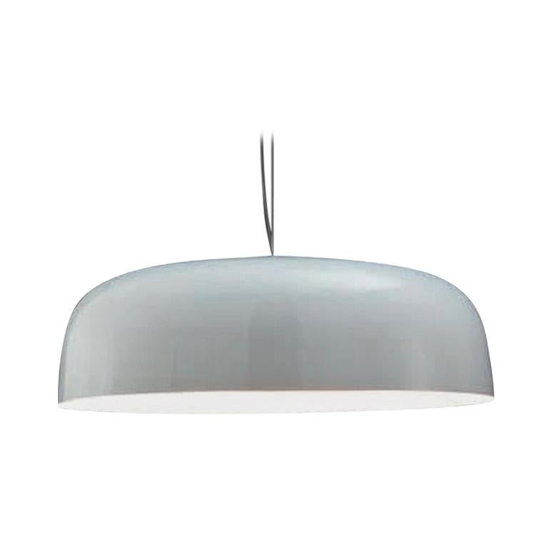 Francesco Rota Suspension Lamp 'Canopy' 421 White by Oluce