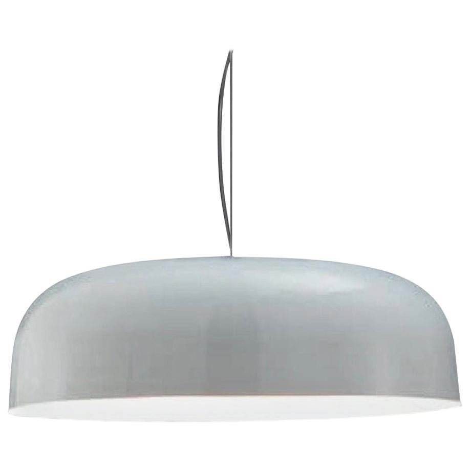Francesco Rota Suspension Lamp 'Canopy' 422 White by Oluce