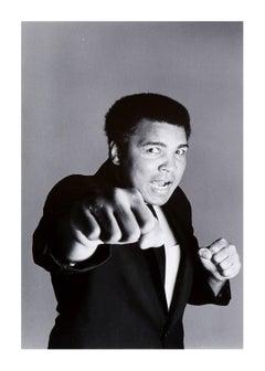 Muhammad Ali, Photograph by Francesco Scavullo