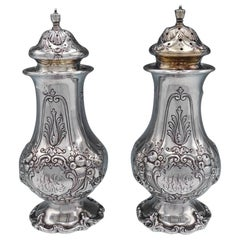 Francis I by Reed and Barton Sterling Silver Salt and Pepper Set #570A