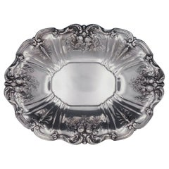 Francis I by Reed & Barton Sterling Silver Centerpiece Bowl Footed X568F
