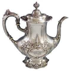Francis I by Reed & Barton Sterling Silver Tea Set 3pc #570A/#571A