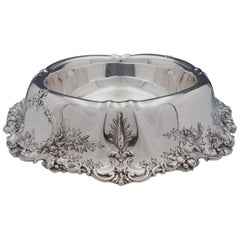Francis I Old by Reed & Barton Sterling Silver Centerpiece Bowl Chased