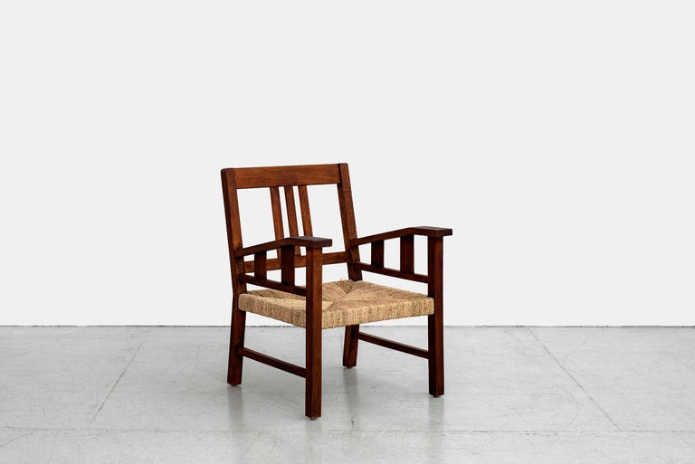 Francis Jourdain Chairs In Good Condition For Sale In Los Angeles, CA