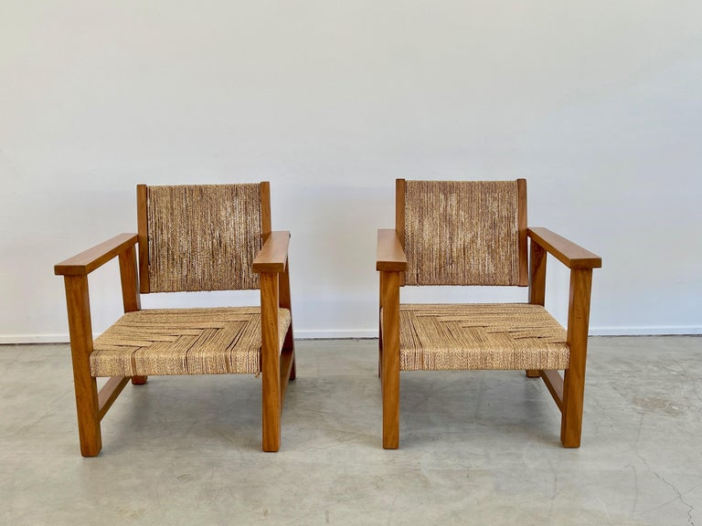 20th Century Francis Jourdain Chairs For Sale