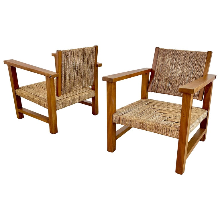 Francis Jourdain Chairs For Sale