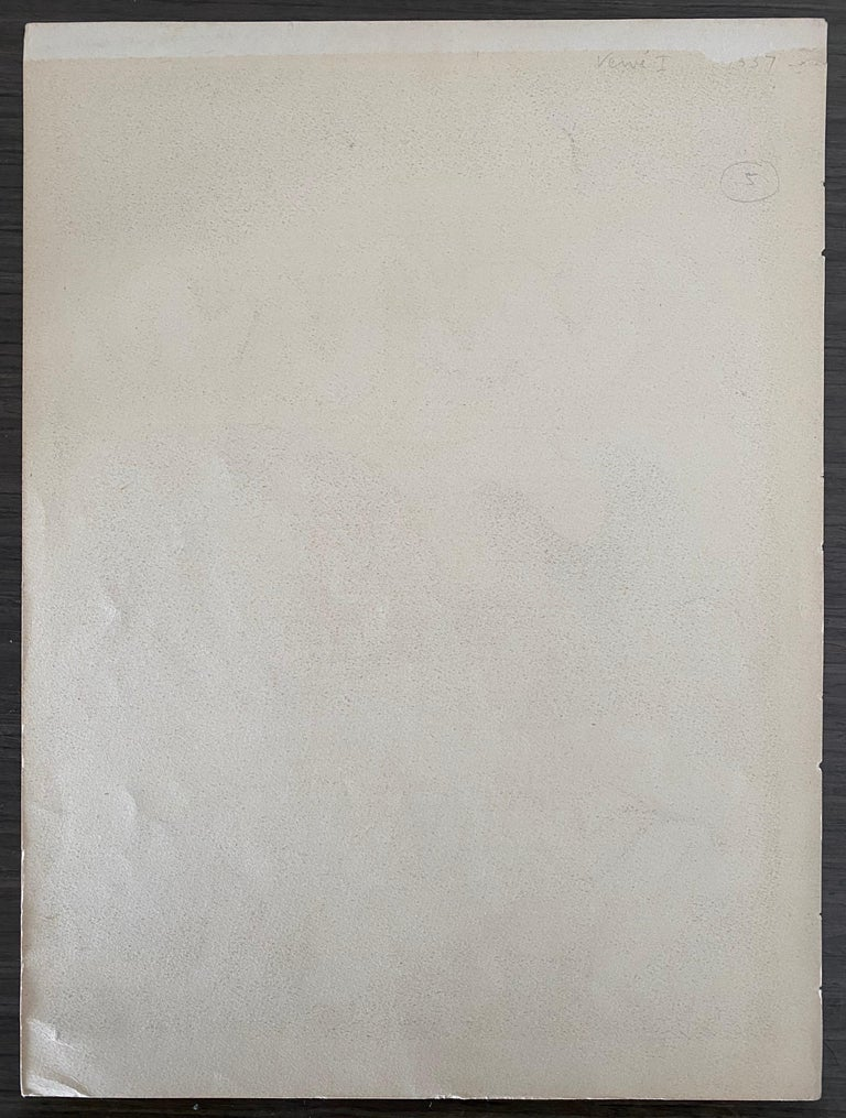 Spanish Artist Lithograph Francisco Bores For Sale 2