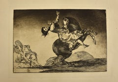Complete Collection of Los Proverbios by Francisco Goya - 1875