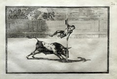 The Agility and Audacity of Juanito Apinani in the Ring - 1st Edition, 1816