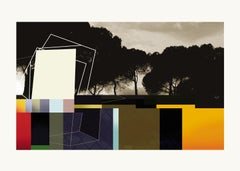 Camping - Contemporary, Abstract, Expressionist, Modern, Pop art, Surrealist,