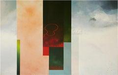 Ice - Contemporary,Abstract, Minimalism, Modern, Pop art, Surrealist, Landscape