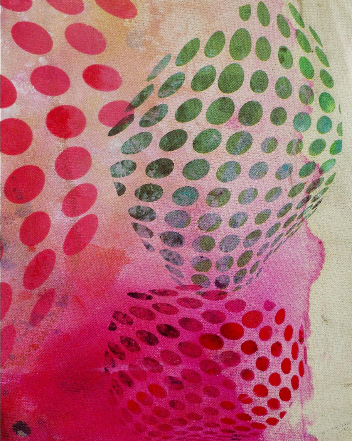 Nest 004 - Contemporary, Abstract, Expressionist, Modern, Street art, Surrealist