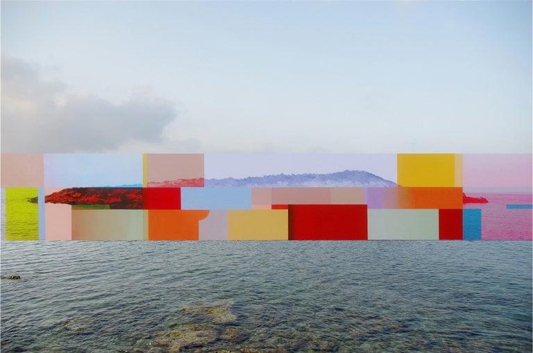 S001-Contemporary,Abstract, Minimalism, Modern, Pop art, Surrealist, Landscape - Mixed Media Art by Francisco Nicolás