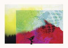 Bird058 - Contemporary, Abstract, Pop art, Surrealist, geometric, landscape