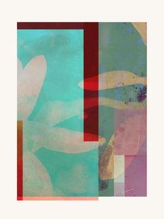 Blue -Contemporary, Abstract, Modern, Pop art, Surrealist, Landscape, Nature