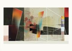 Casa 2 - Contemporary, Abstract, Pop art, Surrealist, geometric, landscape
