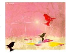 F0026 - Contemporary, Abstract, Pop Art, Modern, Surrealist, Landscape
