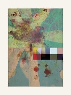 Flower - Contemporary, Abstract, Modern, Pop art, Surrealist, Landscape, Nature