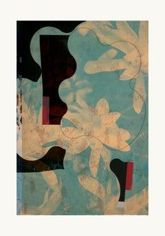 flower02-Contemporary , Abstract, Gestual, Street , Pop art, Modern, Geometric