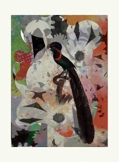 flower021-Contemporary , Abstract, Gestual, Street , Pop art, Modern, Geometric