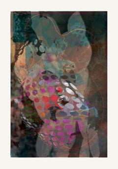 Flower5-Figurative, Street art, Modern, Pop art, Contemporary, Abstract