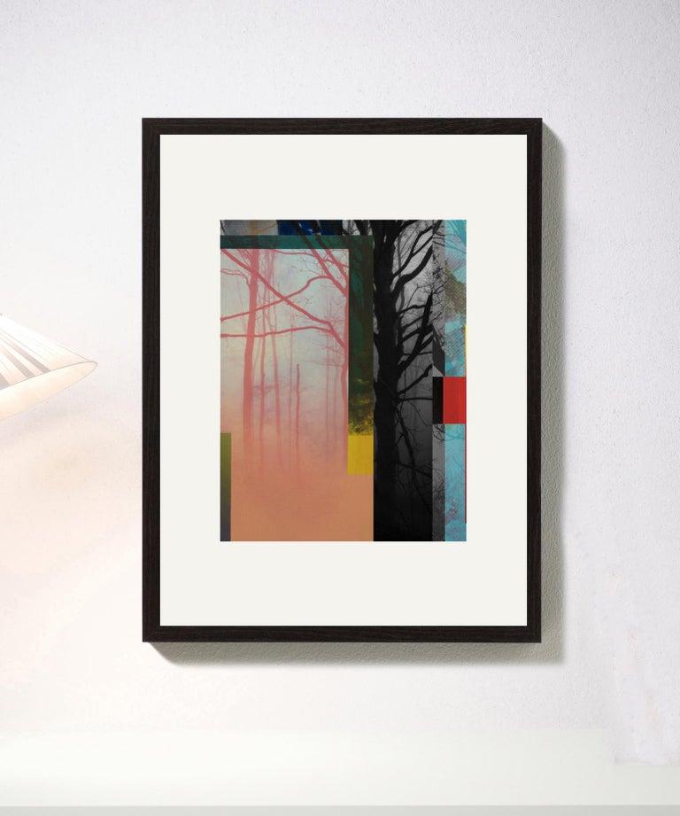 Fo19-Contemporary, Abstract, Minimalism, Modern, Pop art, Surrealist, Landscape - Print by Francisco Nicolás