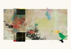 L0010-Contemporary, Abstract, Modern, Pop art, Surrealist, expressionist, birds