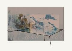 L0210-Contemporary, Abstract, Modern, Pop art, Surrealist, expressionist, birds