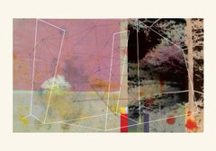 L0320-Contemporary, Abstract, Modern, Pop art, Surrealist, expressionist, birds