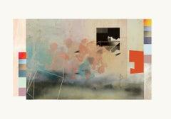 L0330-Contemporary, Abstract, Modern, Pop art, Surrealist, expressionist, birds